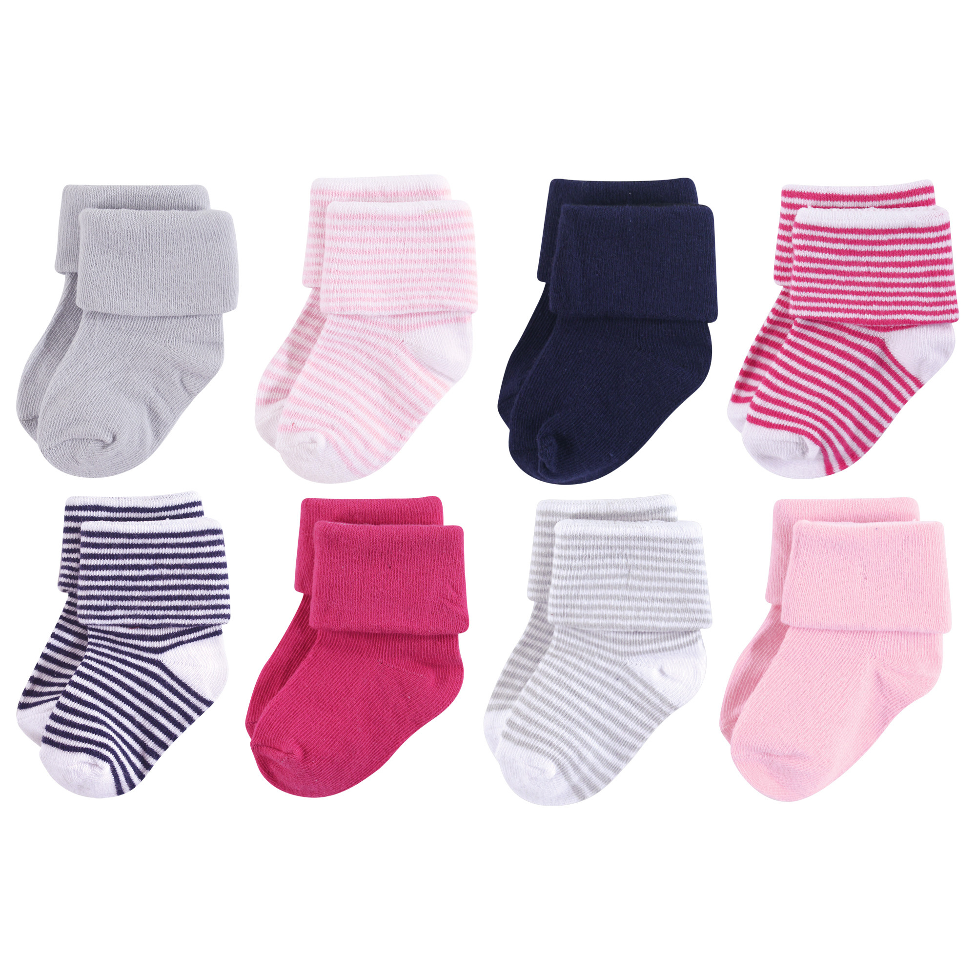 Luvable Friends Baby Socks