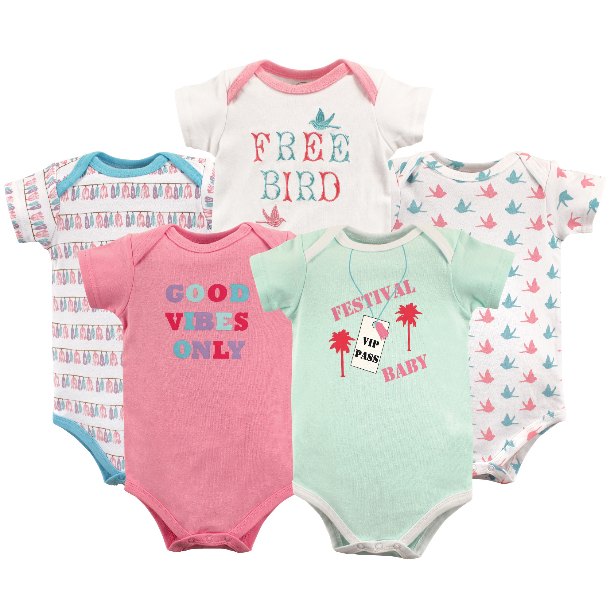 0f5403711 Luvable Friends - Baby Bodysuits