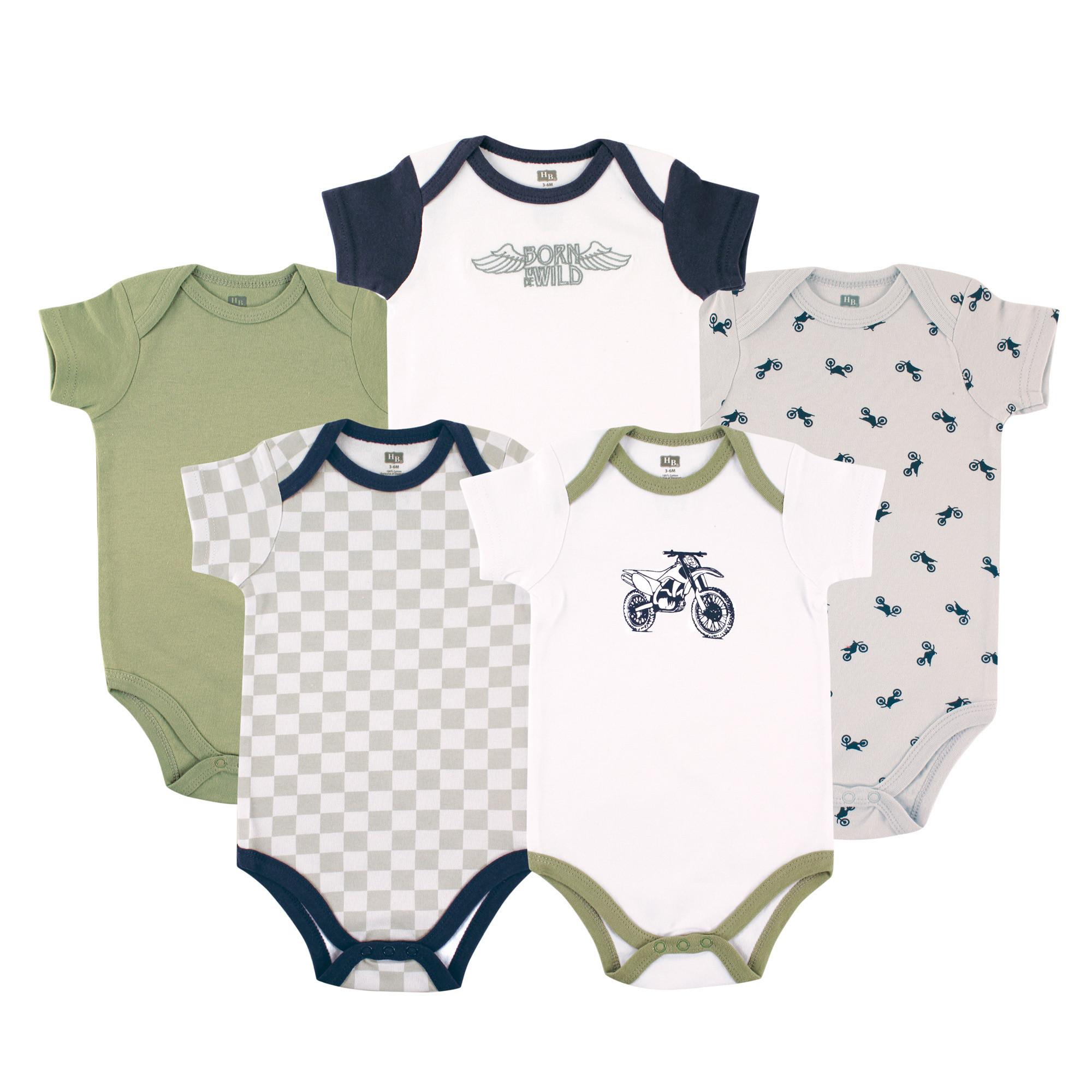 Hudson baby Clothing Bodysuits