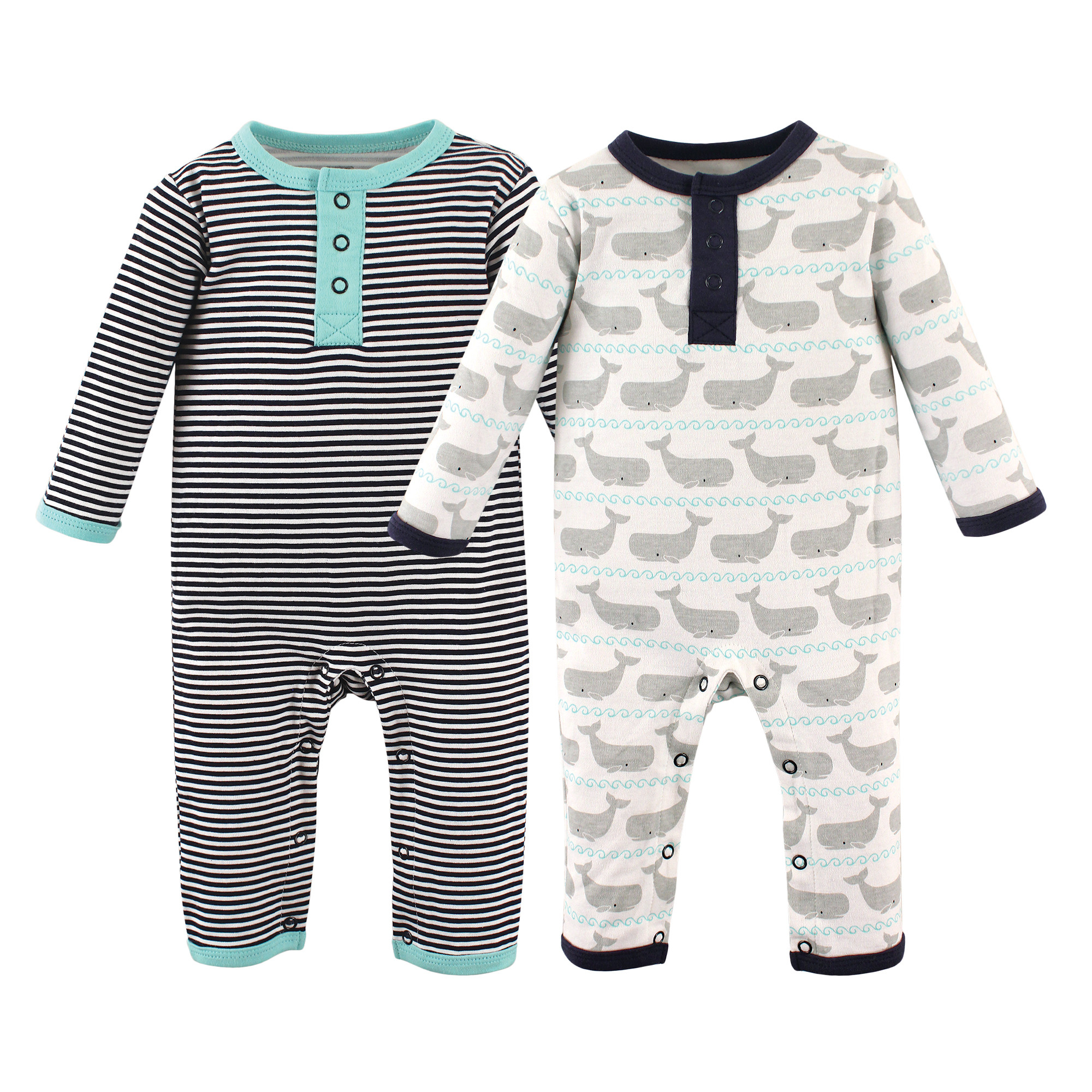 Hudson baby Clothing Union suits