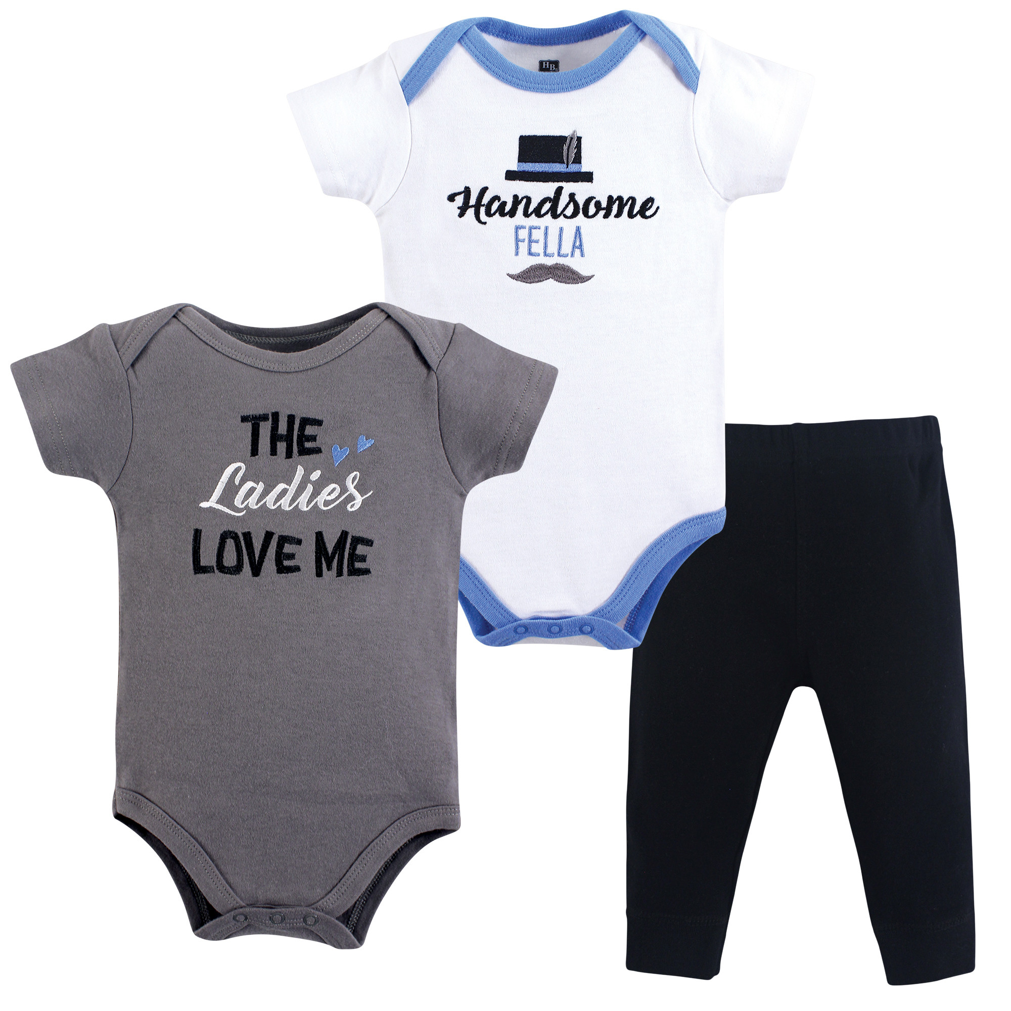 ed9092710 ... quality cute baby clothing features 100% premium cotton for the softest  touch on your baby's gentle skin. This short sleeve and long sleeve bodysuit  ...