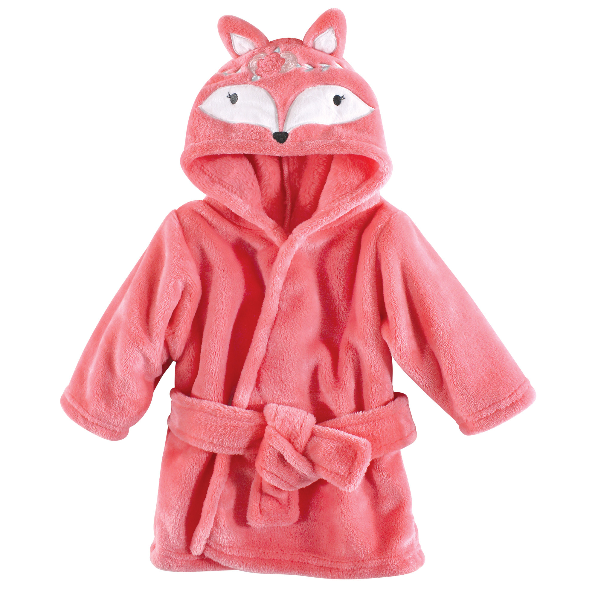 c0deb63d6d Animal Face Hooded Bath Robe