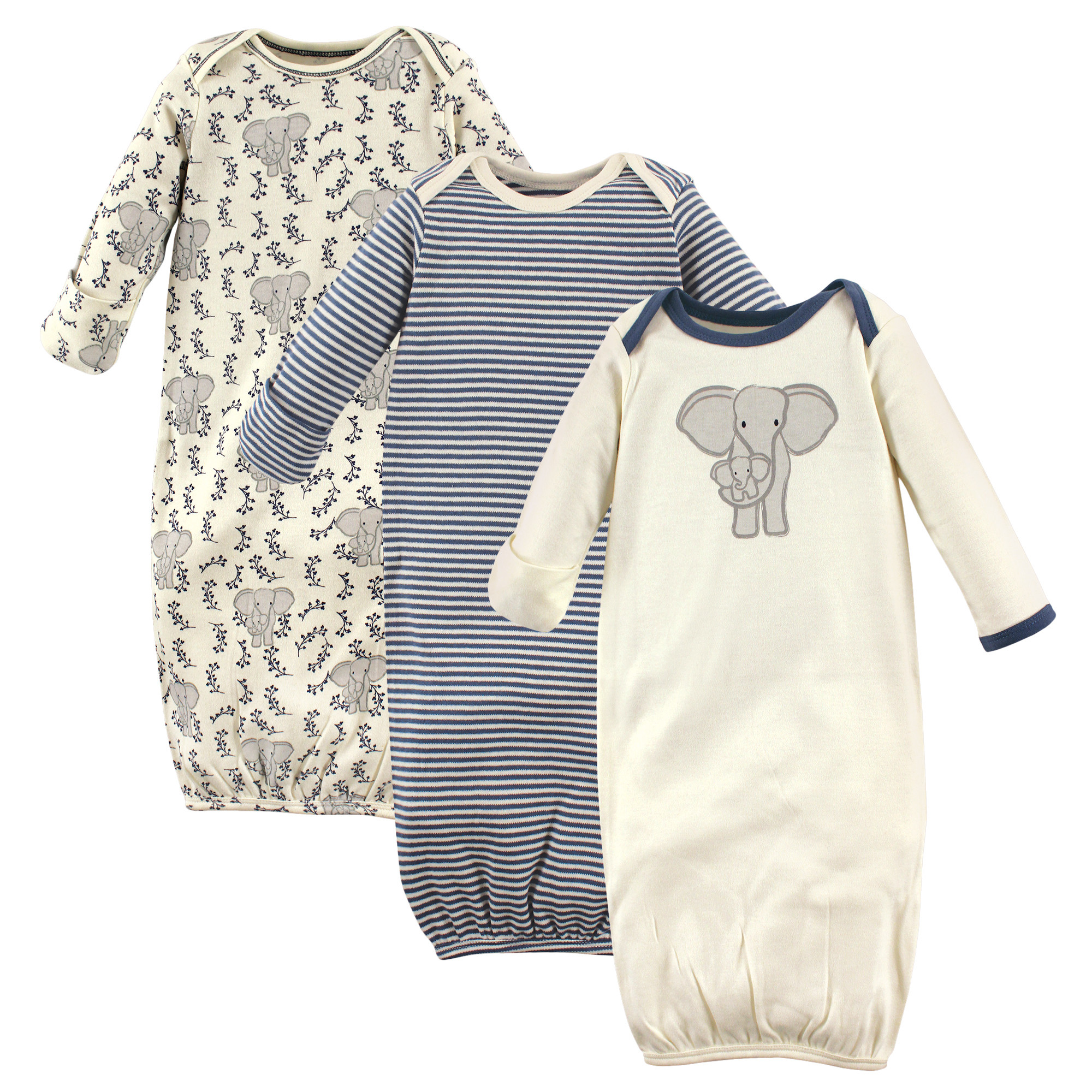 Babyvision Organic Clothing Sleeping Gowns Affordable Infant