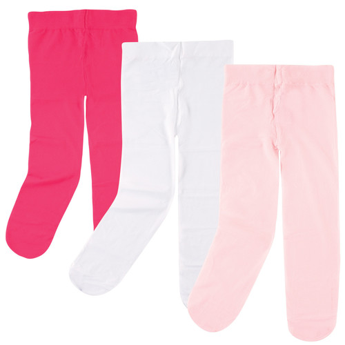 3-Pack Tights for Baby