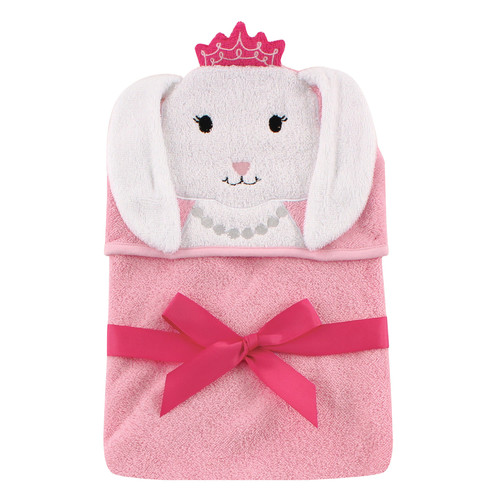 a4e93331a Hudson Baby - Animal Face Hooded Towel, Bunny | Affordable Infant ...