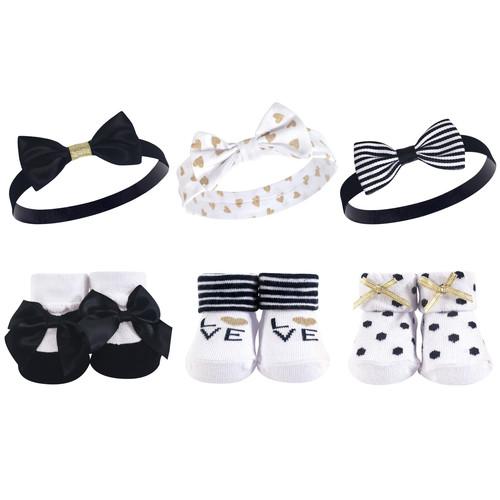 Hudson Baby - Headband and Socks Set d1bc22181dc