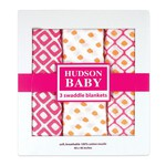 Babymallonline Baby Girls Bed Time Swaddle Blankets