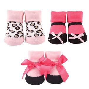 Dark Pink and Leopard