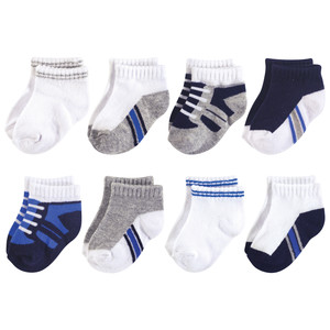 Blue Gray Sneaker