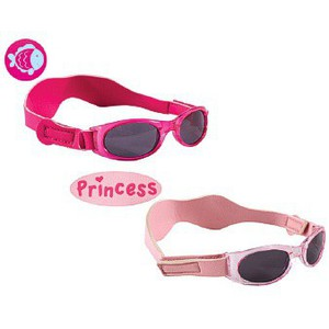 Luvable Friends Girl Strap Sunglasses