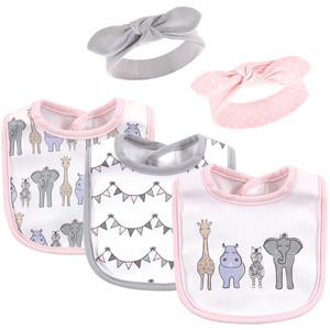 Pink Safari 5-Pack