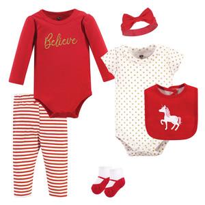Christmas Unicorn 6-Piece
