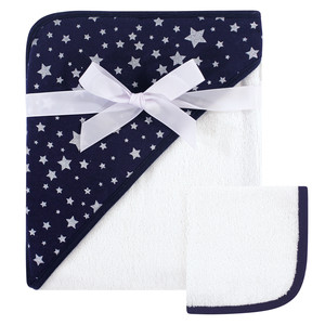 Navy and Silver Stars