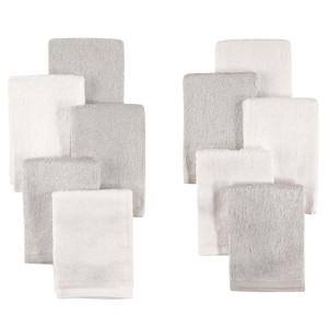 Gray & White