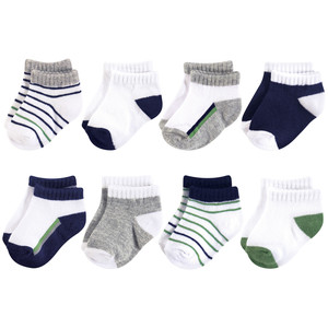 Yoga Sprout Unisex Baby No Show Socks